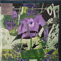 Cabaret Voltaire – Chance Versus Causality - Double LP Vinyl Album - Coloured Green - Experimental Electronic