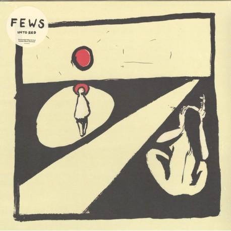 Fews – Into Red - LP Vinyl Album - Post Punk