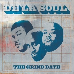 De La Soul - The Grind Date - Double LP Vinyl Album - Hip Hop Rap US R&B