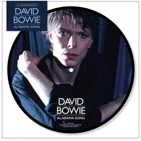 David Bowie - Alabama Song - Picture Disc Edition - 7 inches - Glam Rock