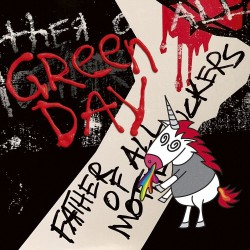 Green Day - Father Of All… - LP Vinyl Album Limited Edition Coloured - Rock Music
