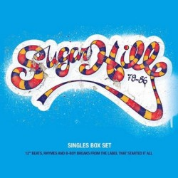 Sugar Hill 79-86 - Singles Box Set 4LP Vinyl Album - Rap US -