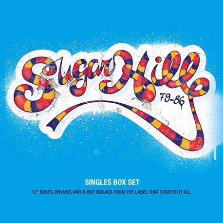 Sugar Hill 79-86 - Singles Box Set 4LP Vinyl Album - Rap US -
