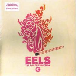 Eels – The Deconstruction - Double LP Vinyl 10 inches - Coloured Yellow - Indie Rock