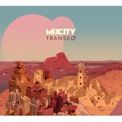 Mixcity – Transeo - LP Vinyl Album - Hip Hop Jazz