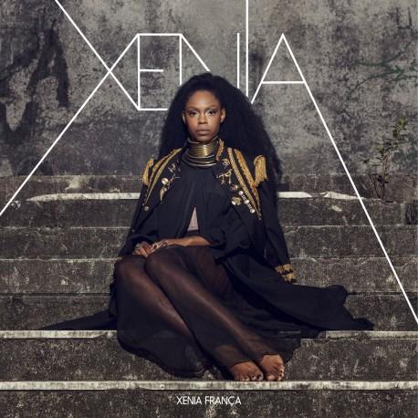 Xenia França - Xenia - LP Vinyl Album - Brazil Latin Music