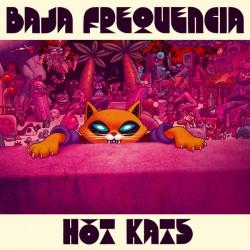 Baja Frequencia ( Chinese Man ) – Hot Kats - Doppio LP Vinyl Album - Trip Hop Electro