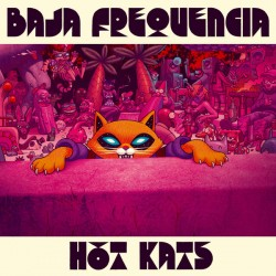 Baja Frequencia ‎( Chinese Man ) – Hot Kats - Double LP Vinyl Album - Trip Hop Electro