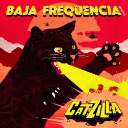 Baja Frequencia (Chinese Man) – Catzilla - Maxi Vinyl 12 inches - Electro Trip Hop