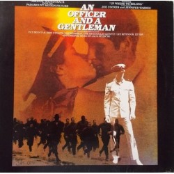 Musique de Film - Various ‎– An Officer And A Gentleman - LP Vinyl
