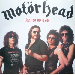 Motörhead ‎– Killed By Tod - Live At Walter-Köbel-Halle, Rüsselheim, 26.12.1984 - Double LP Vinyl Album Picture Disc