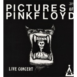 Pink Floyd ‎– Pictures Of Pink Floyd Live Concert - Double LPVinyl Album - Coloured - Psychedelic Rock
