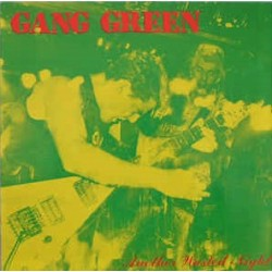 Gang Green ‎– Another Wasted Night - LP Vinyl Album - Punk Hardcore