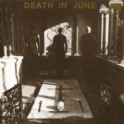 Death In June ‎– Nada! - LP Vinyl Album - Electronic Neofolk Rock