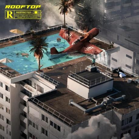Sch – Rooftop - Double LP Vinyl Album - Rap Français