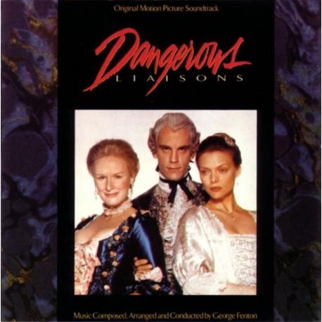 Musique de Film - George Fenton – Dangerous Liaisons - LP Vinyl