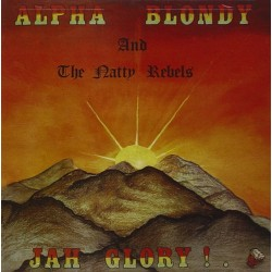 Alpha Blondy And The Natty Rebels – Jah Glory - LP Vinyl Album - Reggae Music
