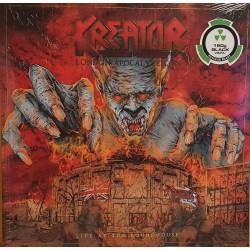 Kreator – London Apocalypticon - Live At The Roundhouse - Double LP Vinyl Album