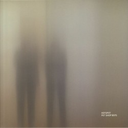 Pet Shop Boys ‎– Hotspot - LP Vinyl Album - Synth Pop Music