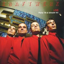 Kraftwerk – Live - Paris '76 & Utrecht '81 - LP Vinyl Album - Experimental Krautrock