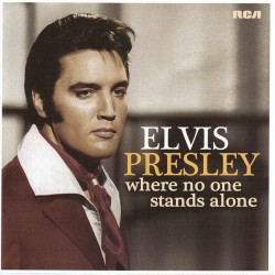Elvis Presley ‎– Where No One Stands Alone - CD Album - Gospel Rock Ballad
