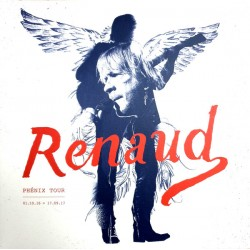 Renaud – Phénix Tour - Triple LP Vinyl Album + 2 CD - 3LP - Limited Edition -Chanson Française