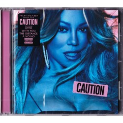 Mariah Carey ‎– Caution - CD Album - Contemporary R&B