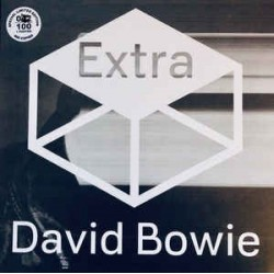 David Bowie ‎– Extra - LP Vinyl Album - Limited Edition - Numbered - Glam Rock