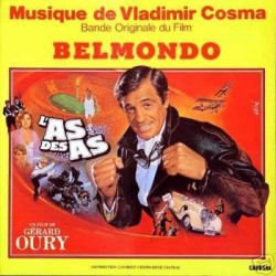 Musique de Film - Vladimir Cosma – L'As Des As - LP Vinyl