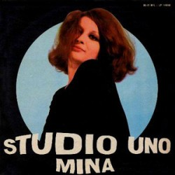 Mina ‎– Studio Uno - LP Vinyl Album - Picture Disc Edition - Limited - Musica Italiana