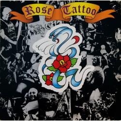Rose Tattoo – Rose Tattoo - LP Vinyl Album - Hard Rock Metal