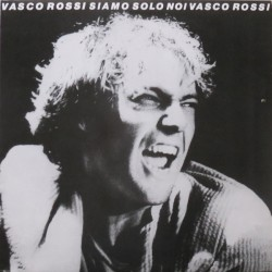 Vasco Rossi – Siamo Solo Noi - LP vInyl Album - Italian Rock