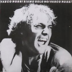 Vasco Rossi – Siamo Solo Noi - LP vInyl Album - Rock Italien
