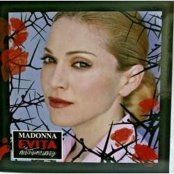 Madonna – Evita Anniversary - Picture Disc Edition with Picture Sleeve - Pop Music
