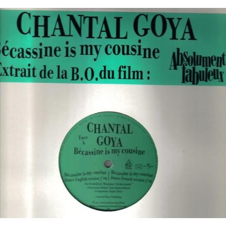 Musique de Film - Absolument Fabuleux - Chantal Goya - Becassine Is My Cousine - Promo