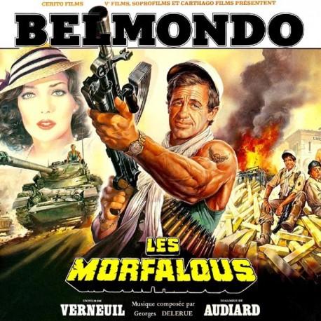Musique de Film - Georges Delerue – Les Morfalous - LP Vinyl