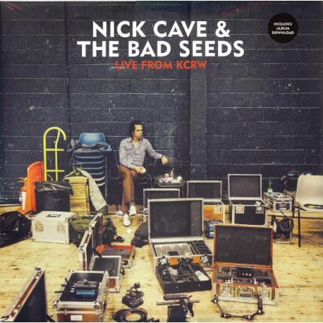 Nick Cave & The Bad Seeds – Live From KCRW - Double LP Vinyl Album - Alternative Rock Music