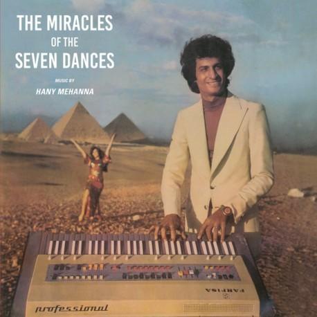 Hany Mehanna – Agaeb El Rakasat El Sabaa - The Miracles Of The Seven Dances - LP Vinyl Album - Oriental