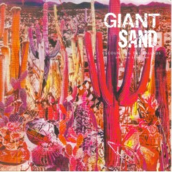 Giant Sand ‎– Recounting The Ballads Of Thin Line Men - CD Album Promo - Alternative Rock