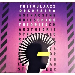 The Souljazz Orchestra ‎– Chaos Theories - CD Album Digipack - Afrobeat Jazz