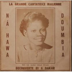 Nâ Hawa Doumbia – La Grande Cantatrice Malienne - Decouverte 81 A Dakar - CD Album Digipack - African Music