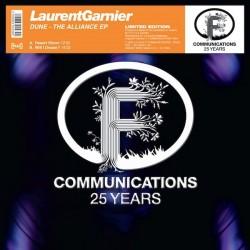 Laurent Garnier - Dune Alliance - Maxi Vinyl 12 inches - 25 Years F Communications - Electronic Trance Techno