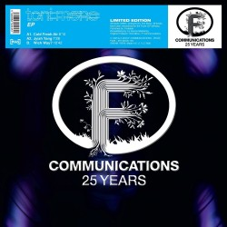 Toni Mono - EP - Maxi Vinyl 12 inches - 25 years F Communications - Electronic House