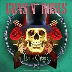 Guns N' Roses – Best Of Live In Chicago 1992 - LP Viyl Album - Hard Rock Metal
