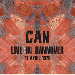 Can ‎– Live In Hannover, 11 April 1976 - LP Vinyl Album - Krautrock Experimental