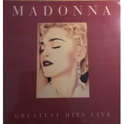 Madonna – Greatest Hits Live - LP Vinyl Album - Pop Music