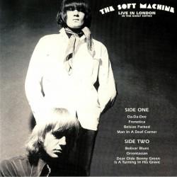 Soft Machine – Live In London In The Early Sixties - LP Vinyl Album - Jazz Rock