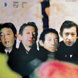 Serge Gainsbourg ‎– Gainsbourg For Sale - LP Vinyl Album - French Songs