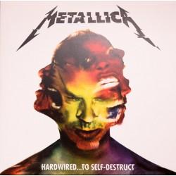Metallica – Hardwired...To Self-Destruct - Double LP Vinyl Album - Hard Rock Metal