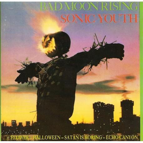 Sonic Youth – Bad Moon Rising - CD Album - Alternative Rock